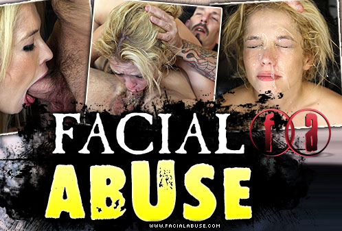 Tiffany Fox Destroyed On Facial Abuse